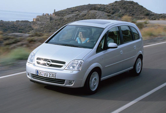 Fiat Idea 1.9 JTD & Opel Meriva 1.7 CDTI #1