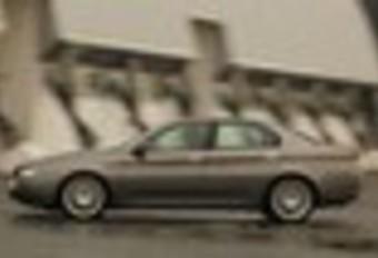 Alfa 166 3.2 V6 #1