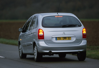 Citroën Picasso 1.6 HDI 110 pk #1