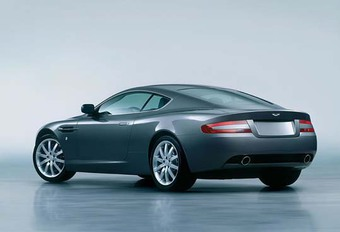 Aston Martin DB9 #1