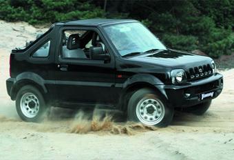 Suzuki Jimny 1.5 DDiS #1