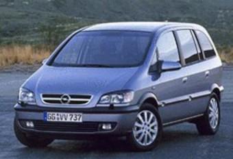 Renault Grand Scénic 1.5 dCi/Opel Zafira 2.0 DTI/Olkswagen Touran 1.9 TDI #1