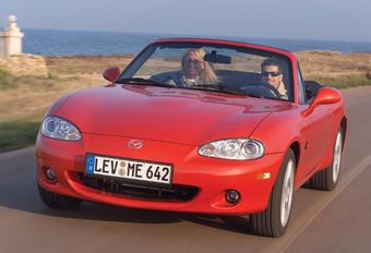 Mazda MX-5 Open Air #1