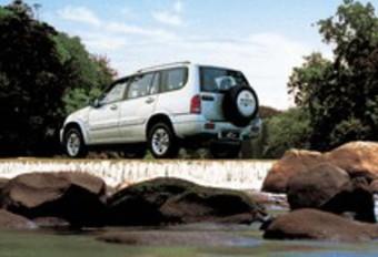 Suzuki Grand Vitara XL-7 2.0 HDi #1
