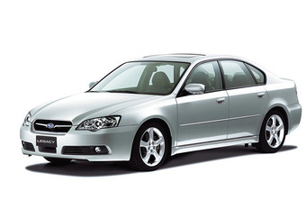 Subaru Legacy 2.0 Touring Wagon, 2.5 Outback & 3.0R Sedan #1