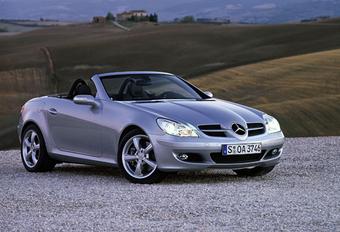 Mercedes SLK 200 K #1
