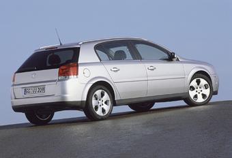 Opel Vectra & Signum 1.9 CDTI #1
