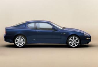BMW 645 Ci vs Maserati Coupé 4.2 V8 #1