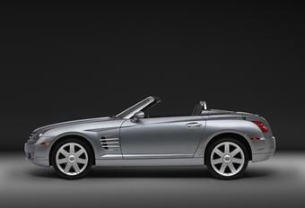 Chrysler Crossfire Roadster #1