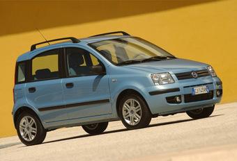 Fiat Panda 1.3 MJTD #1