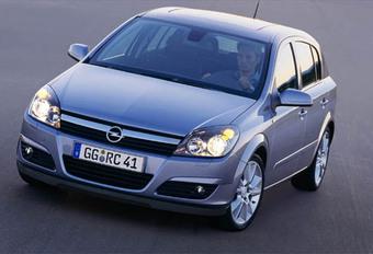 Opel Astra 2.0T #1