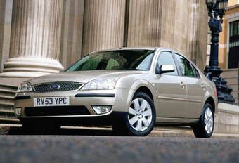 Ford Mondeo 2.2 TDCi #1