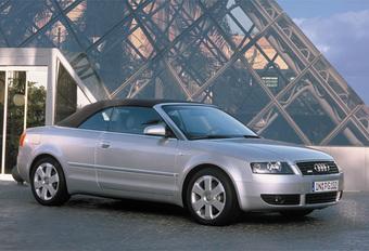 Audi S4 Cabriolet #1