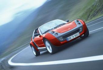 Smart Roadster Brabus #1