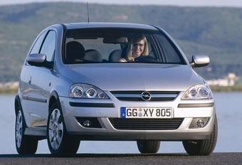 Opel Corsa 1.7 CDTI 100, Peugeot 206 2.0 HDi, Renault Clio 1.5 dCi 100 & Seat Ibiza 1.9 TDi 100 #1