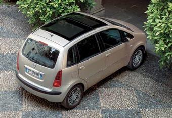 Lancia Musa 1.9 MJTD #1