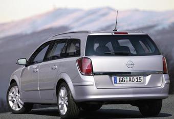 Opel Astra Break #1