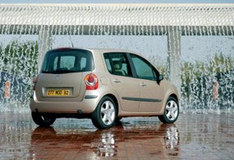 Renault Modus 1.5 dCi 65 & 80 #1