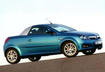 Opel Tigra Twin Top 1.8 16V & 1.4 16V #1