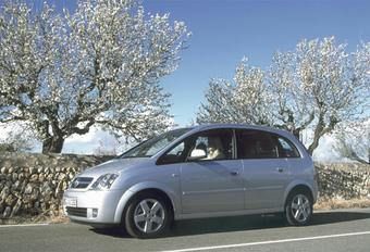Fiat Idea 1.4 16V, Opel Meriva 1.4 Twinport & Renault Modus 1.4 16V #1
