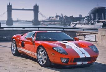 Ferrari Challenge Stradale & Ford GT #1