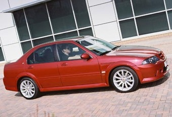 MG ZR/ZS & Rover 25/45 #1