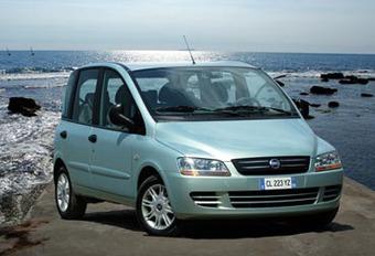 Fiat Multipla 1.9 JTD #1