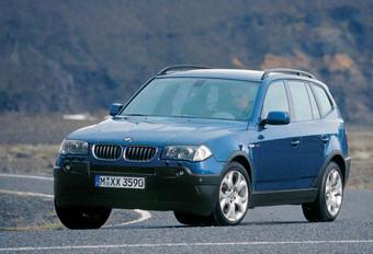 BMW X3 2.0d #1