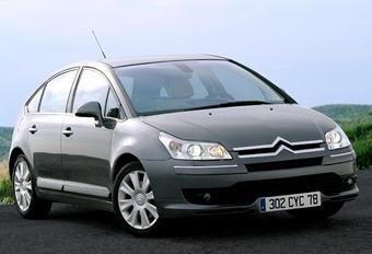 Citroën C4 1.6 HDi 110 #1