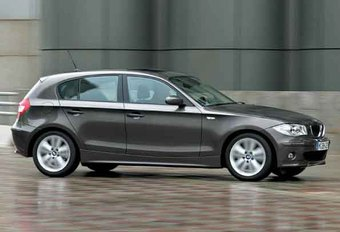 BMW 120d vs Audi A3 2.0 TDI #1