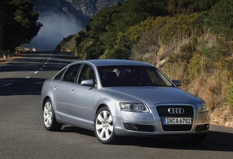 Audi A6 2.0 TDI & 2.4 V6 #1