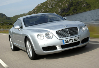 Bentley Continental GT #1