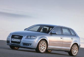 Audi A3 Sportback 2.0 TFSI #1