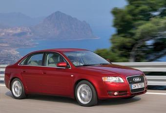 Audi A4 2.0 FSI, 2.0 TDI, 3.0 TDI Avant #1