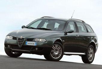 Alfa Romeo Crosswagon Q4 1.9 JTD #1
