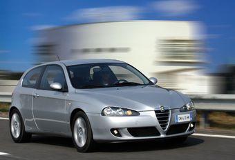 Alfa Romeo 147 1.9 JTD 150 #1