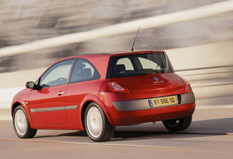 Renault Mégane 2.0 Turbo #1