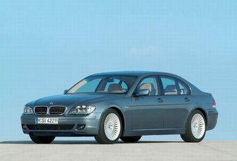 BMW 740i, 750i & 745d #1