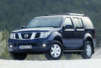 Nissan Pathfinder #1