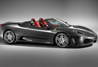 Ferrari F430 Spider #1