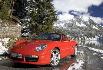 Porsche Boxster 2.7 240 #1