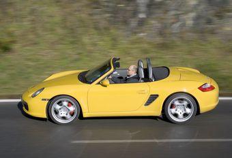 Porsche Boxster 2.7 211 #1