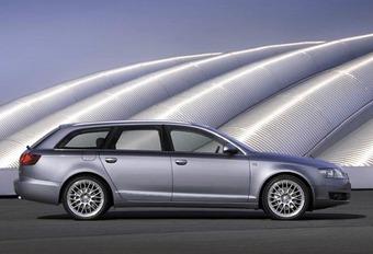 Audi A6 Avant 2.4, 2.7 TDI & 3.0 TDI #1