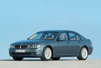 BMW 730d #1