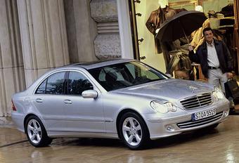 BMW 320d, Audi A4 2.0 TDI, Mercedes C 220 CDI & Saab 9-3 1.9 TiD #1