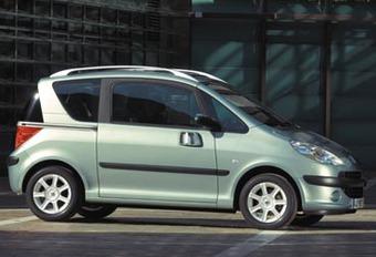 Peugeot 1007 1.4, 1.6 & 1.4 HDi #1