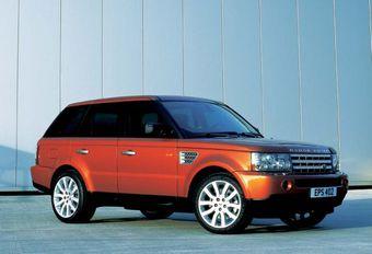 Range Rover Sport TDV6 #1