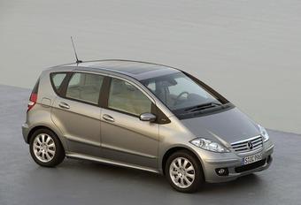 Mercedes A 160 CDI & A 200 CDI CVT #1