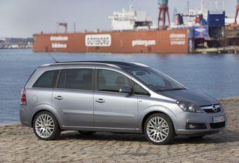 Opel Zafira #1