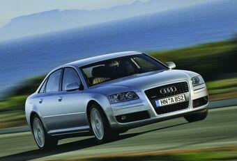 Audi A8 FSI & TDI #1